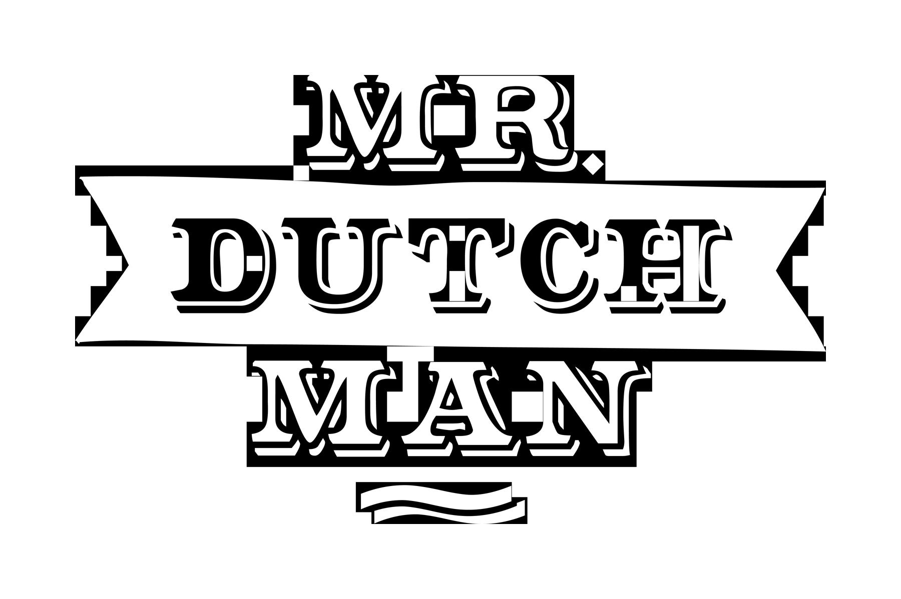 MrDutchMan Logo